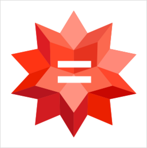 Icon for WolframAlpha