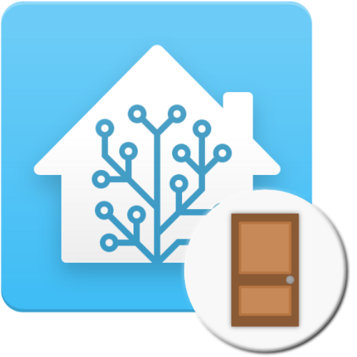 Icon for Door Binary Sensor / Read-only Cover
