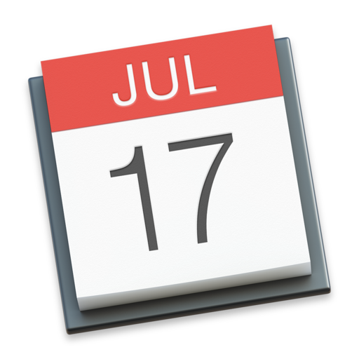 Icon for iCalendar Events